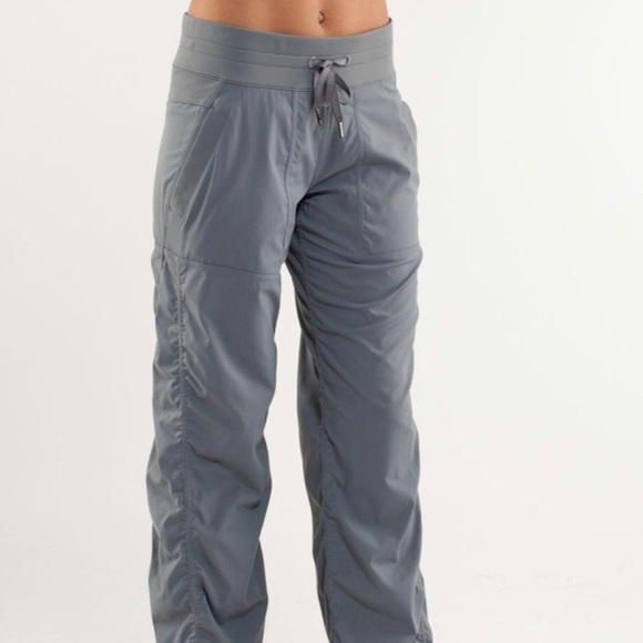 e5b5e82db7 lululemon athletica Pants | Lululemon Athletic Dance Studio Grey ...